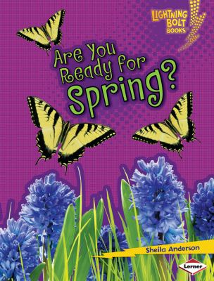 Are you ready for spring? Book cover