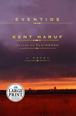 Eventide : a novel Book cover