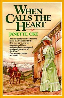When calls the heart Book cover