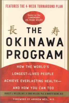The Okinawa program : how the world's longest-lived people achieve everlasting health-- and how you can too Book cover