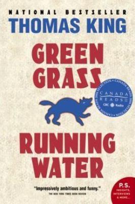 Green grass, running water Book cover