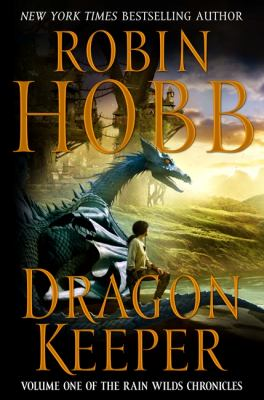 Dragon keeper Book cover