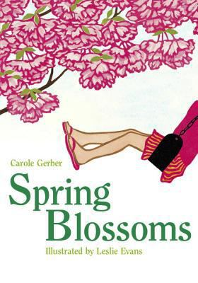 Spring blossoms Book cover