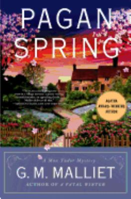 Pagan spring Book cover