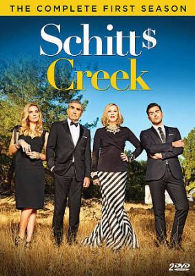 Schitts Creek. The complete first season Book cover