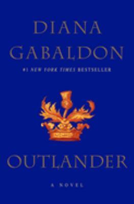 Outlander : a novel Book cover