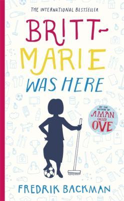 Britt-Marie was here Book cover