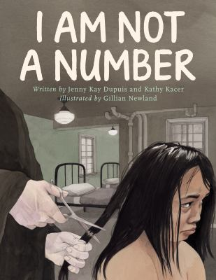 I am not a number Book cover