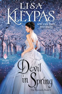 Devil in spring Book cover
