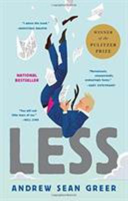 Less : a novel Book cover