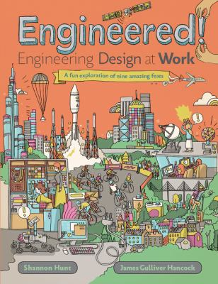 Engineered! : engineering design at work Book cover