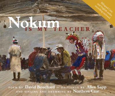 Nokum is my teacher. Book cover