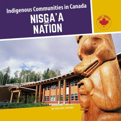 Nisga'a Nation Book cover