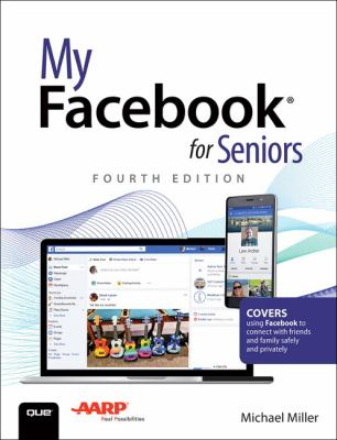 My Facebook for seniors Book cover