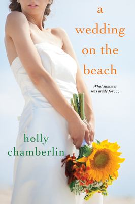 A wedding on the beach Book cover