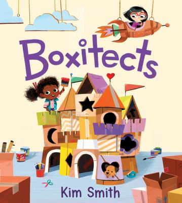 Boxitects Book cover