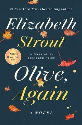 Olive, again : a novel Book cover