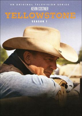 Yellowstone. Season 1 Book cover