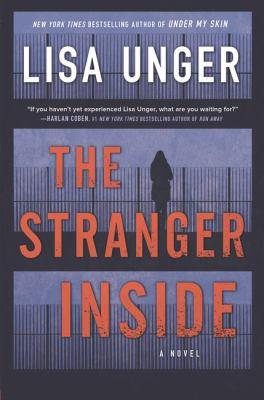 The stranger inside Book cover
