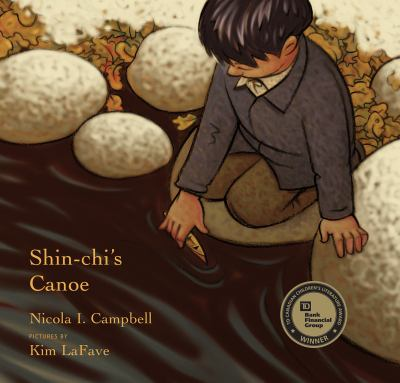 Shin-chi's canoe Book cover