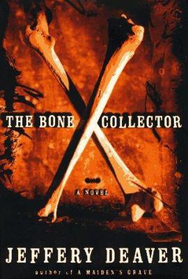 The bone collector Book cover