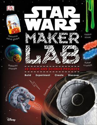 Star Wars maker lab Book cover