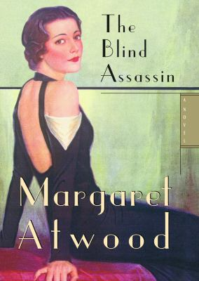 The blind assassin Book cover