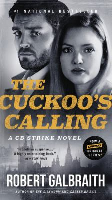The cuckoo's calling : Cormoran strike bk 1 Book cover