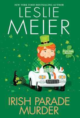 Irish parade murder Book cover