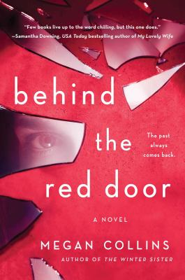 Behind the red door : a novel Book cover