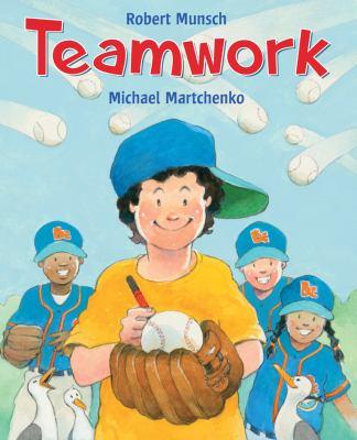 Teamwork Book cover