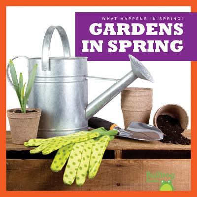 Gardens in spring Book cover