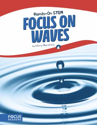 Focus on waves Book cover