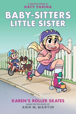 Baby-sitters little sister Karen's roller skates 2 Book cover