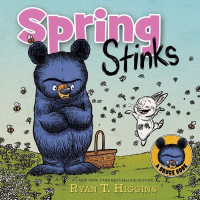 Spring stinks Book cover