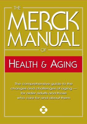The Merck manual of health & aging Book cover