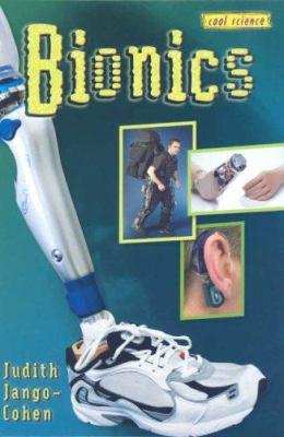 Bionics Book cover