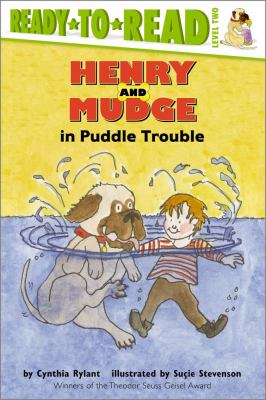 Henry and Mudge in puddle trouble : the second book of their adventures Book cover