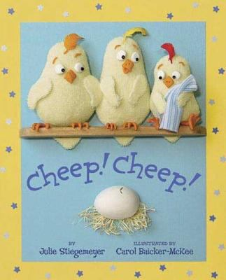 Cheep! Cheep! Book cover