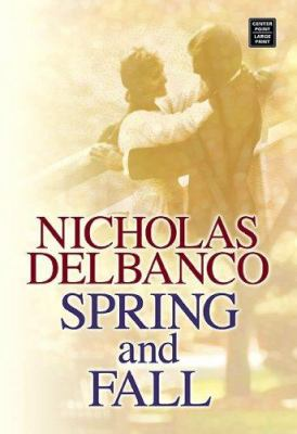 Spring and fall Book cover