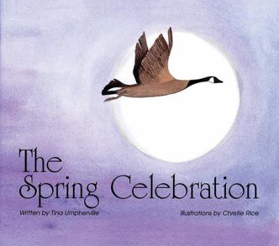 The spring celebration Book cover