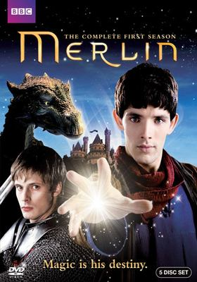 Merlin. The complete first season Book cover