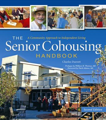 The senior cohousing handbook Book cover