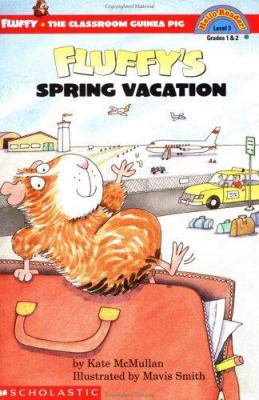 Fluffy's spring vacation Book cover