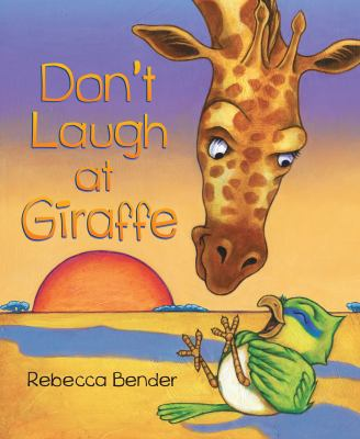 Don't laugh at Giraffe Book cover