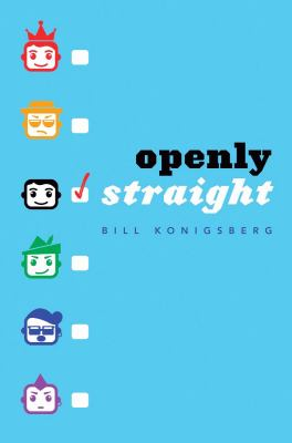 Openly straight Book cover