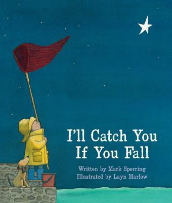 I'll catch you if you fall Book cover