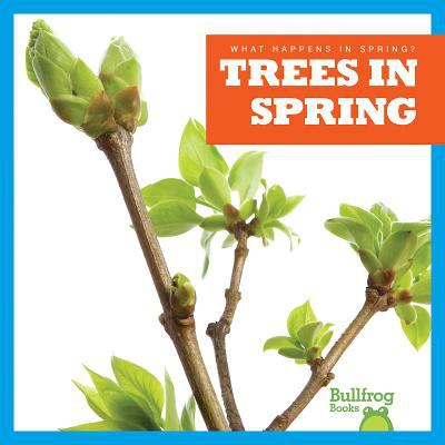Trees in spring Book cover