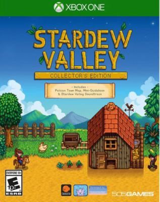 Stardew Valley Book cover