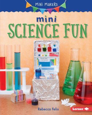 Mini science fun Book cover